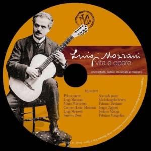 CD Libro Mozzani