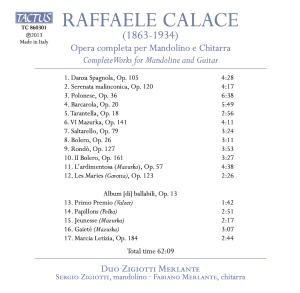 Calace Tactus 2