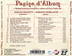 Pagine d'Album CD 2