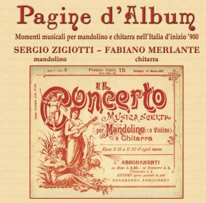 Pagine d'Album CD